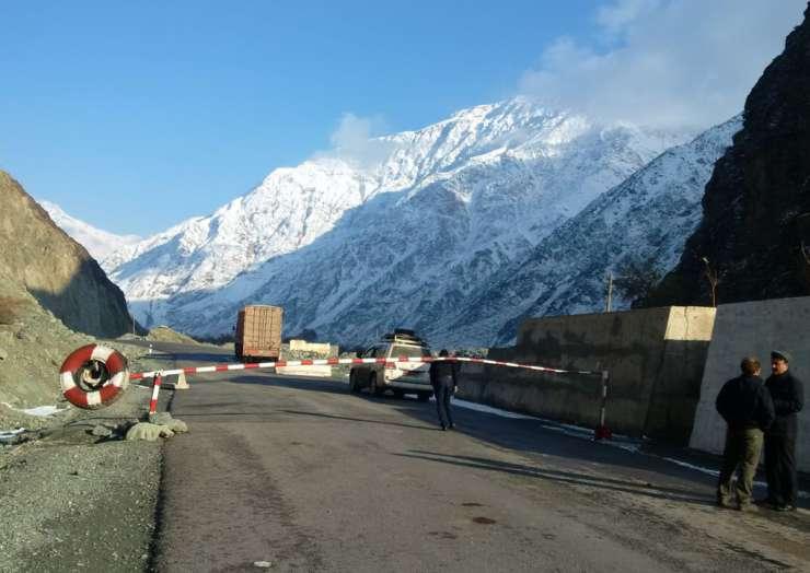 Проект из Германии для строительства ГЭС в Горном Бадахшане, Таджикистан
