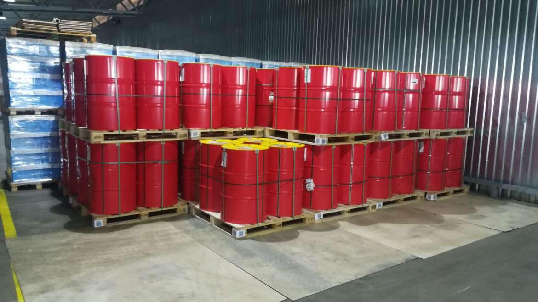 Доставка моторных масел SHELL из Германии в Узбекистан