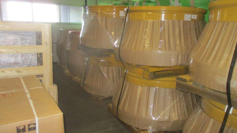 Доставка оборудования из Канады в Казахстан