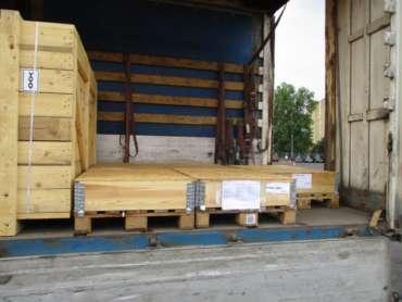 Блочная перевозка из Дании в Казахстан
