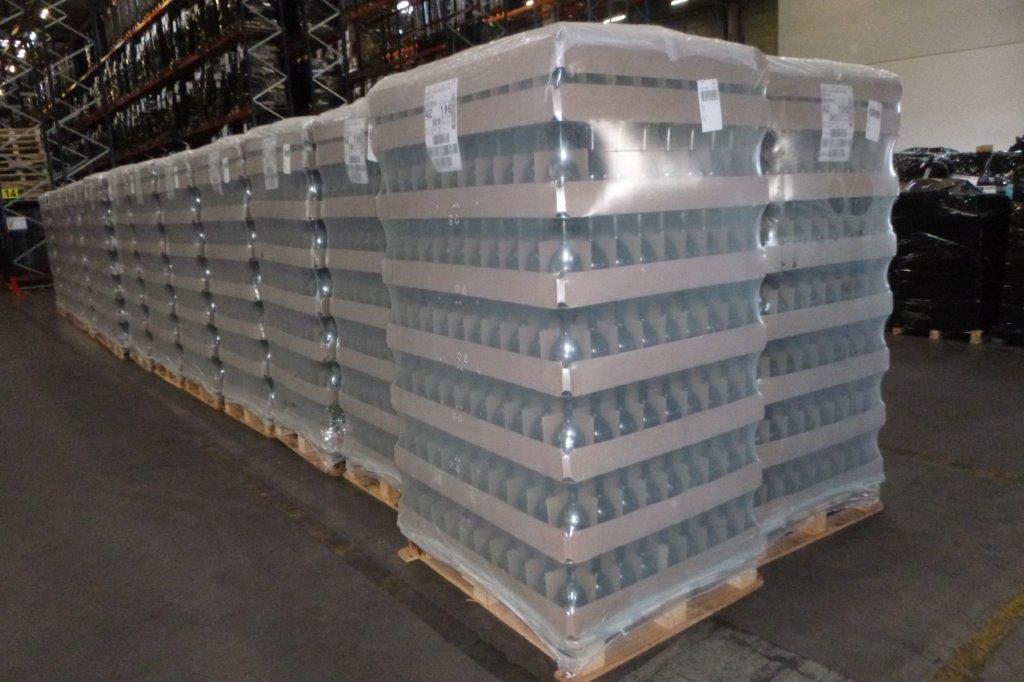 Доставка бутылки из Франции Россию