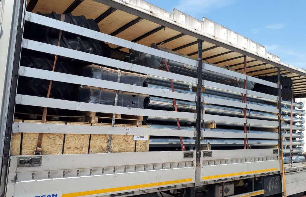 Доставка с/х оборудования из Турции в Казахстан