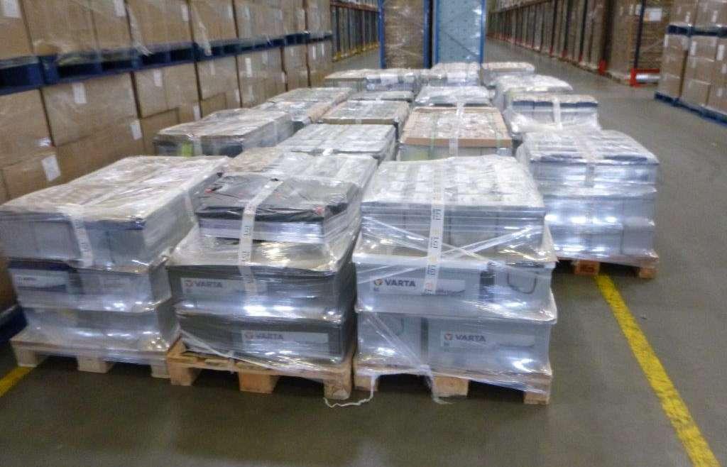 Перевозка аккумуляторов VARTA из Чехии в Алматы