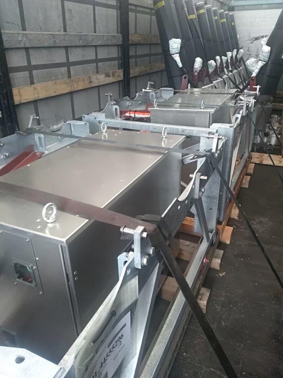 Перевозка оборудования Siemens из Германии в село Еленовка Казахстан