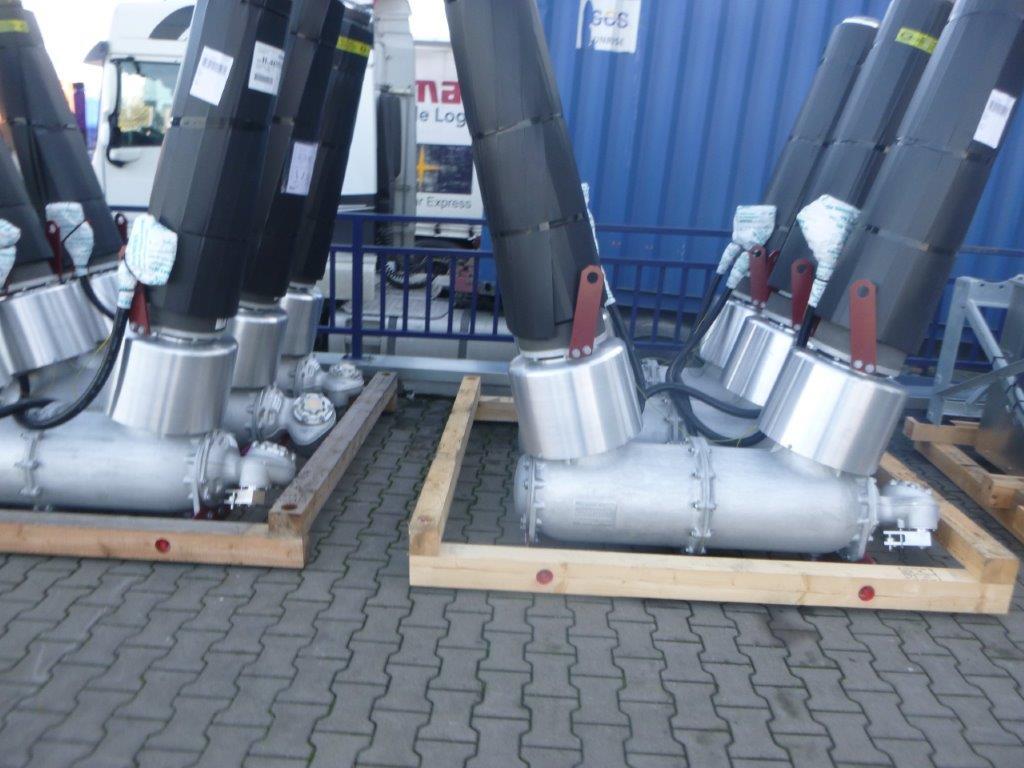 Перевозка оборудования Siemens из Германии в Кульсары Казахстан