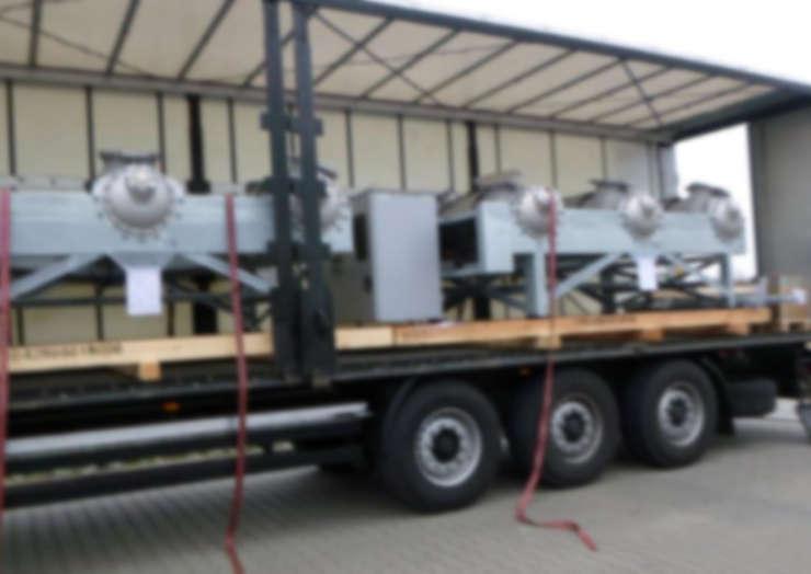 Перевозка оборудования Siemens из Германии в Жезказган