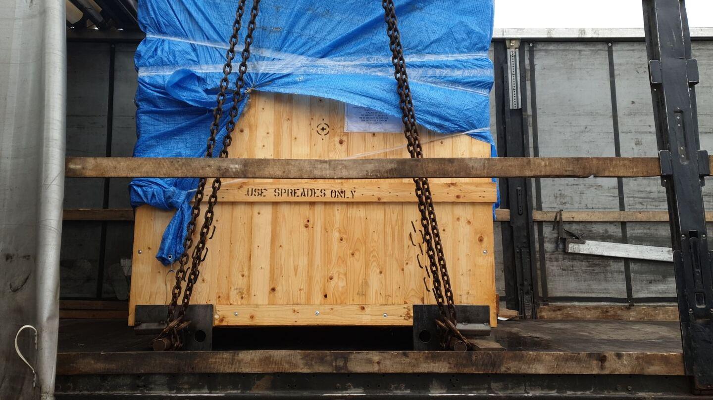 Перевозка оборудования WEIR MINERALS из Голландии в Казахстан