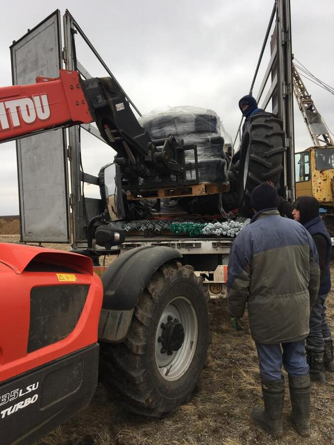 перевозка с/х оборудования из Турции в Павлодар Казахстан