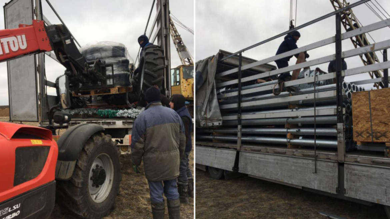 С/х оборудование из Турции в Павлодар Казахстан